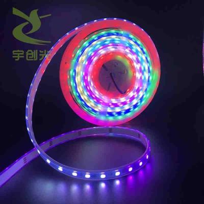灯光节编程幻彩LED造型柔光防水灯条个性创意火爆热销