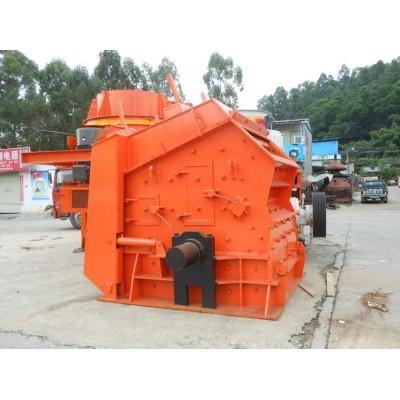 东莞石料重锤轮式移动破碎设备生产厂家