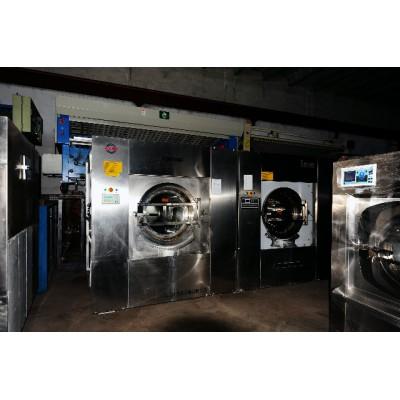 郑州常年二手工业洗涤设备二手全自动洗脱机半自动洗脱机