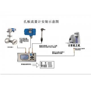 无锡焦炉煤气流量计新价格,DN800过热蒸汽V锥流量计