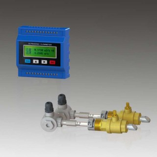 信阳用途KCSB测水流量计,DN600印染厂超声波流量计