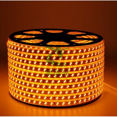 LED工地塔吊机器警示照明灯带防水防火安全灯条现货批发