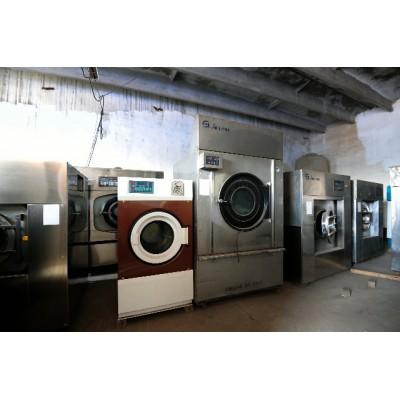 2哈尔滨二手工业洗脱机价格海狮航星二手100公斤水洗机