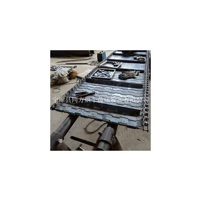 批量生产特制重型链板挡板刮板链板大滚子输送链板
