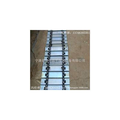 厂家生产粘胶扣板链不锈钢折弯链板