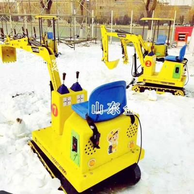 儿童挖掘机,旋转挖掘机在家就可以体验,暑假优惠中