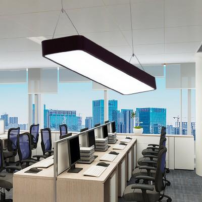 厂家直销创意个性灯带工作室照明LED灯健康房吊线灯