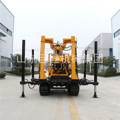 全液压动力岩心钻机岩心钻机价格安全可靠XYD-200