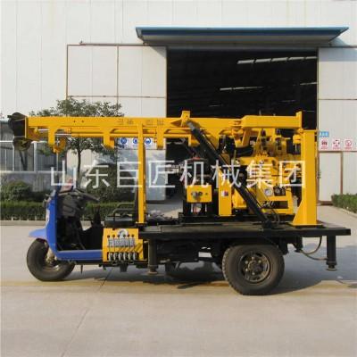 全液压车载钻机车载动力头钻机工作更快捷XYC-200A