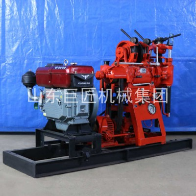 全液压岩心钻机地质百米钻机效率高进尺快XY-100