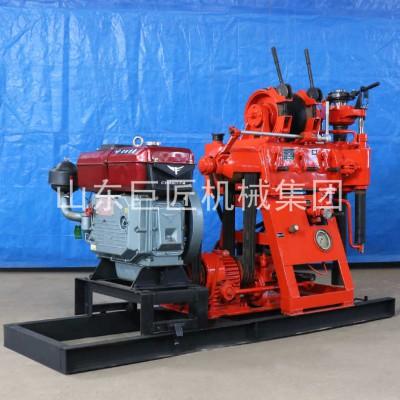 180米液压钻机全液压动力岩心钻机XY-180