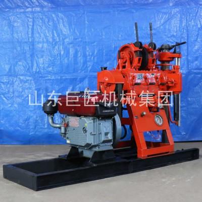 200米取心钻机钻探机械设备打孔取心必备XY-200