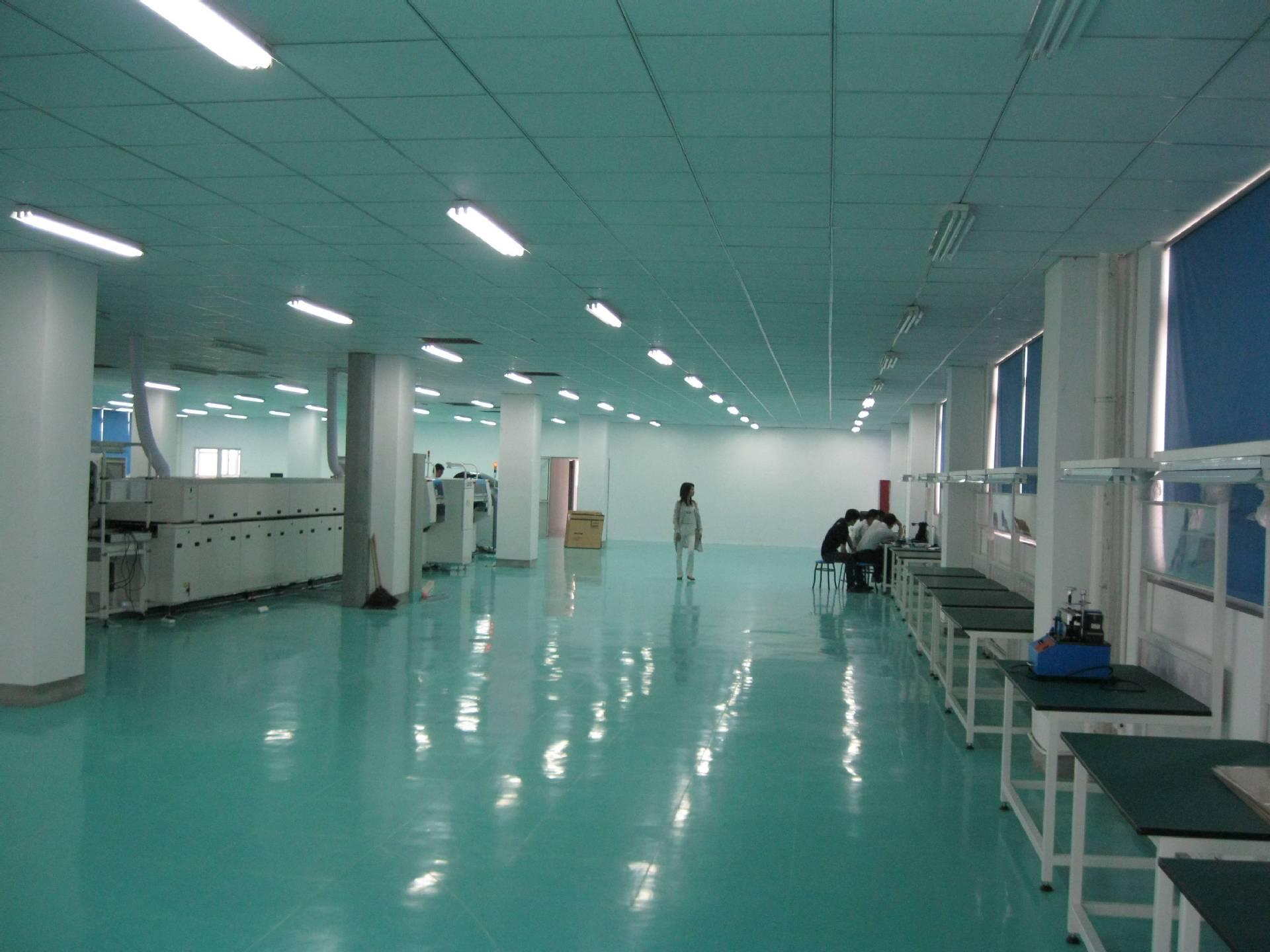常州电子厂工厂防静电pvc塑胶地板防静电片材厂家直销