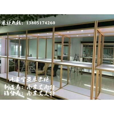南京展柜安装。南京展柜玻璃加工