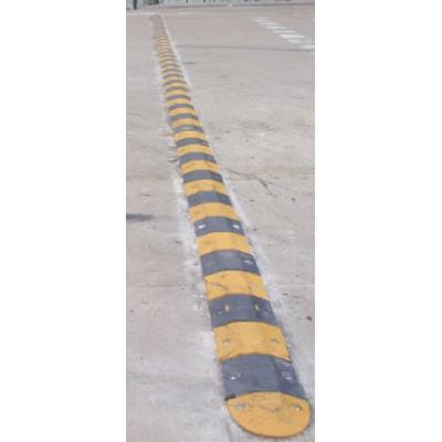 百色减速带铸钢减速带优惠价PVC减速带批发价