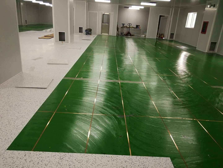 常州PVC塑胶地板防静电地板机房静电车间专用地板厂家直销
