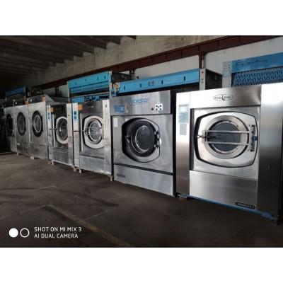 新到海狮二手折叠机海狮100公斤50公斤全自动水洗机