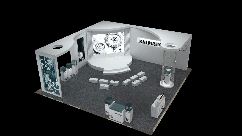 新疆展台搭建、展会设计、设备租赁