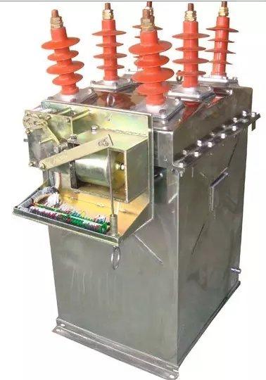 ZW30-12 户外真空断路器