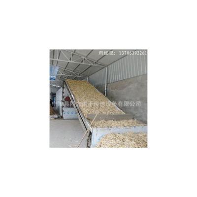 桔梗烘干机中草药干燥机带式热风多层干燥设备定制