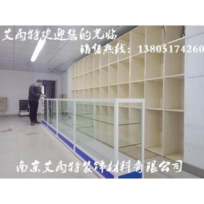 金湖不锈钢制品展示柜