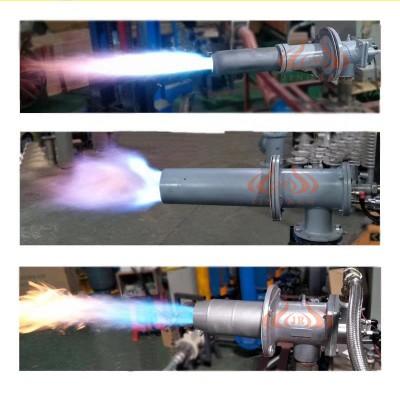 佛山精燃天然气工业烘干机干燥机液化气烧嘴使用