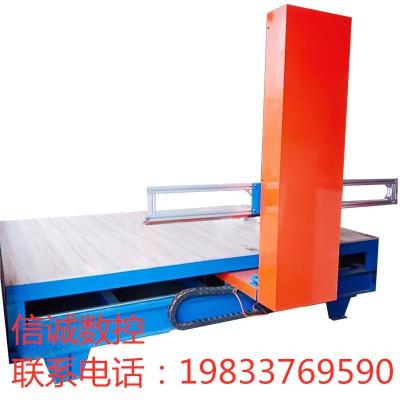 厂家供应 新款数控泡沫切割机 eps线条切割机 构件切割机