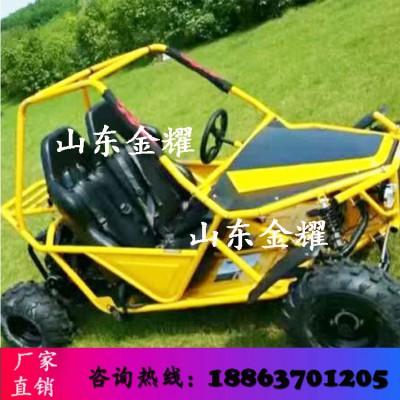 动力强劲的四轮卡丁车 四驱卡丁车大型卡丁车 大型游乐设备