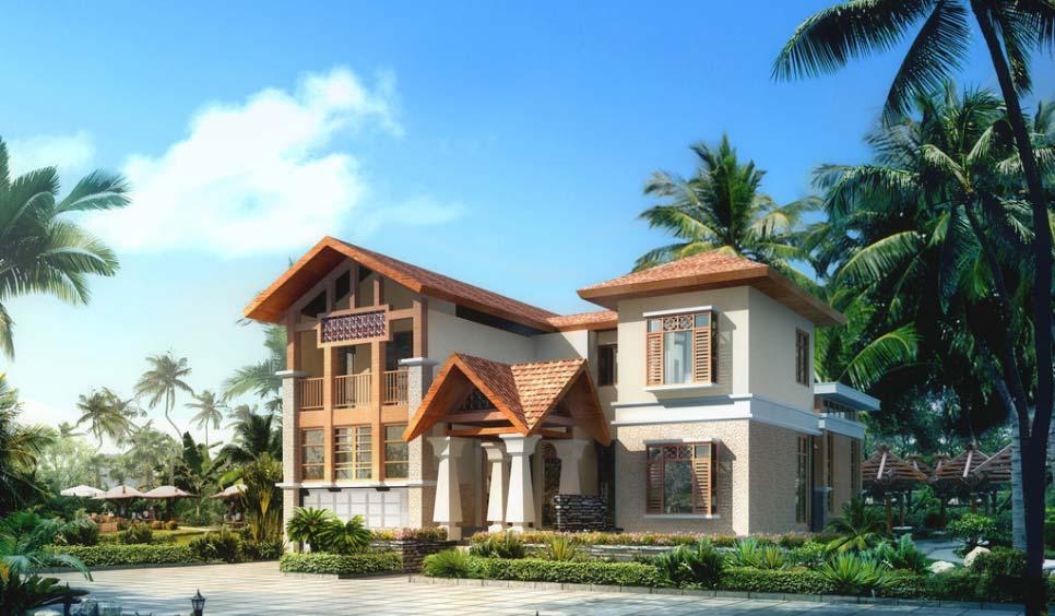 为什么钢筋混凝土输给东莞钢结构别墅?