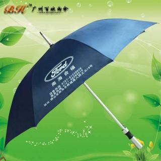 惠州雨伞厂 生产 福特汽车广告伞 惠州太阳伞厂