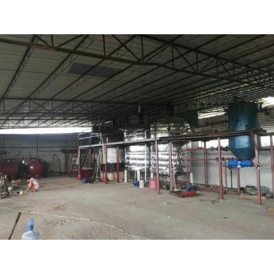 连续生产废油加工设备