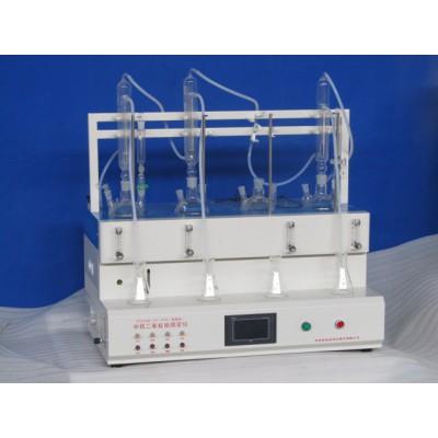 金祥龙中药二氧化硫检测仪