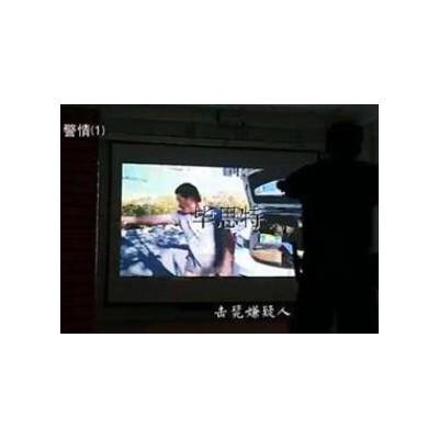 警务执法交互训练系统-实弹影像模拟训练系统
