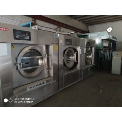 呼和浩特转让3.3米送布机九成新鸿尔二手100公斤洗脱机