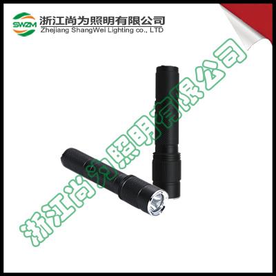 SW2120微型电筒_尚为照明1w