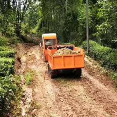 代加工最新款农业用的履带运输车