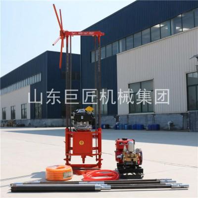 QZ-2B轻便岩芯取样钻机便携式岩芯钻机巨匠集团提供体积小