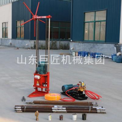 QZ-2D电动取芯钻机岩石取芯钻机巨匠集团提供适用各种勘探