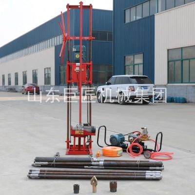 QZ-2DS岩心勘探钻机勘探用钻机巨匠集团提供可电动提钻