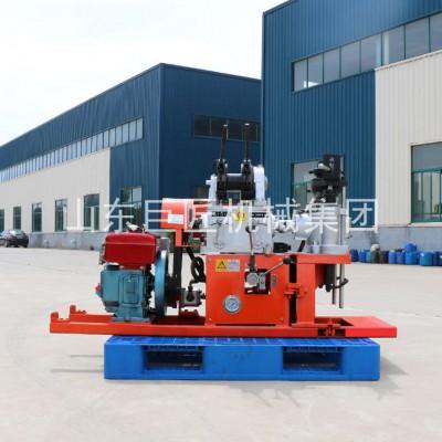 YQZ-30勘探30钻机便携岩芯钻机巨匠集团提供进尺快效率高