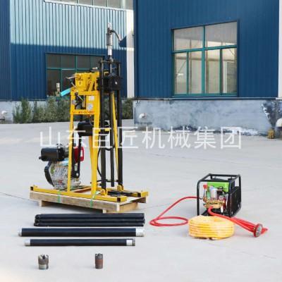 YQZ-50A全液压岩芯钻机地质勘探钻机巨匠集团提供
