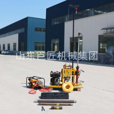 YQZ-50B液压岩芯钻机取芯勘探钻机巨匠集团提供效率高