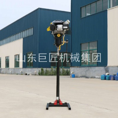 BXZ-2L背包取样钻机背包式钻机打泥岩巨匠集团提供安全可靠