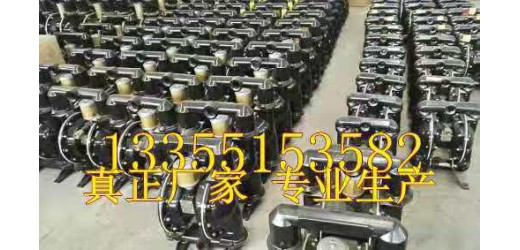 BQG350/0.2气动隔膜泵专业制造2寸隔膜泵