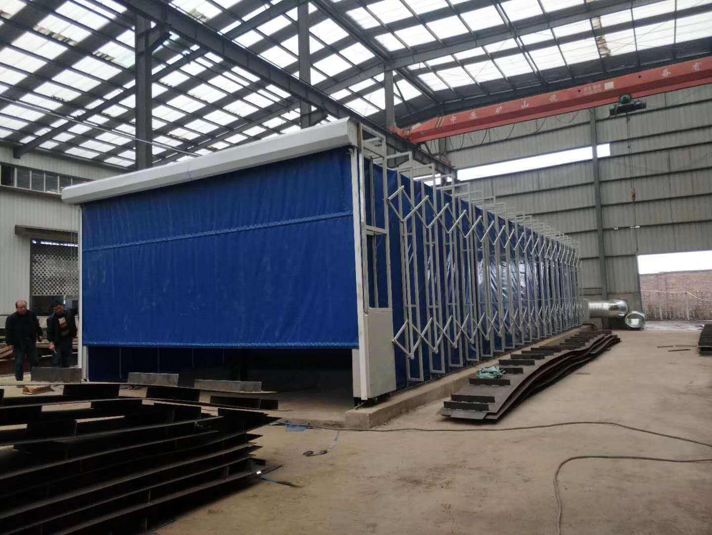 大型移动伸缩房伸缩折叠移动房专业厂家售后无忧