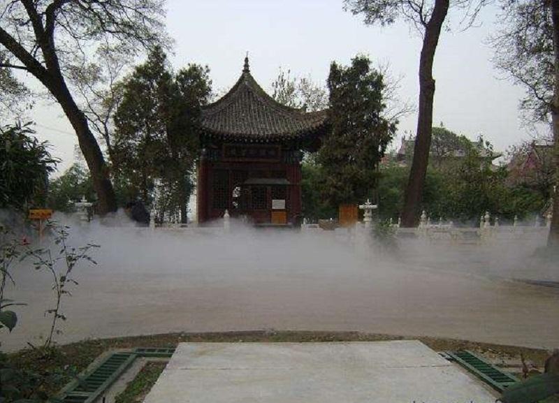 湖北人造雾 人造雾设备 人造雾厂家 人造雾价格