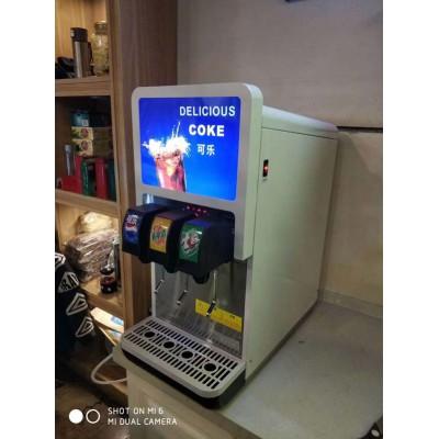 宝鸡可乐机报价小吃店台式可乐机