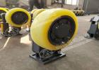 定做L42.5导向轮价格 425单轮滚轮罐耳 导向轮