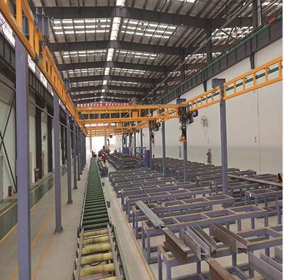 KBK轻小型起重系统,江苏KBK轻小型起重机设备厂家
