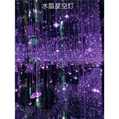 网红灯光秀3D水晶钻石灯深圳广州中山厂家批发